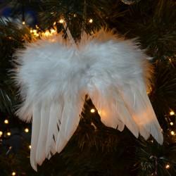 Anielskie skrzydła 14cm