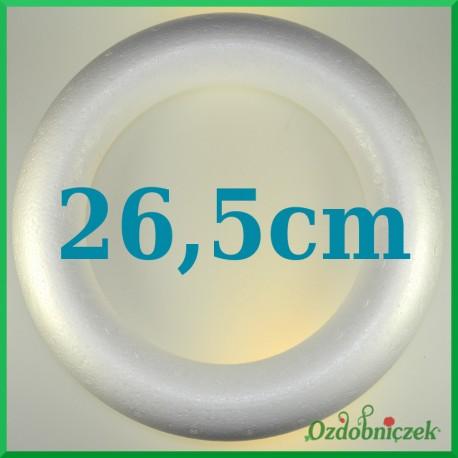 Oponka styropianowa 26,5cm