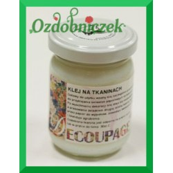 Klej do decoupage na tkaninach 110ml