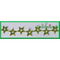 Aplikacje gwiazdki z dziurką zielone