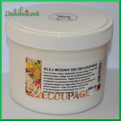 Klej wodny do decoupage 500 ml
