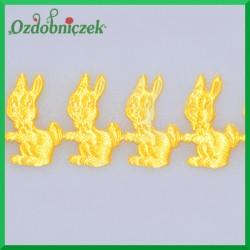 Aplikacje króliczki żółte