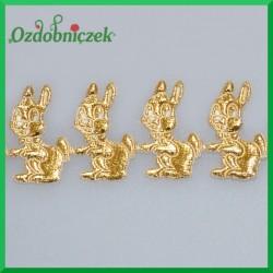 Aplikacje króliczki złote