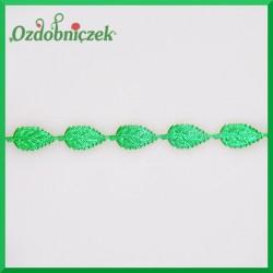 Aplikacje liść mały zielony