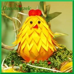 Kurczak wielkanocny 12cm