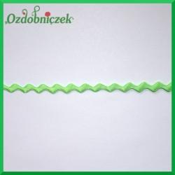 Aplikacje wężyk jasno zielony
