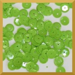 Cekiny 8mm 12g pistacja matowe