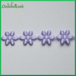 Aplikacje kwiatuszki malutkie wrzosowe