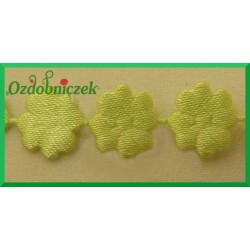 Aplikacje kwiatuszki mini jasno zielone