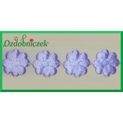 Aplikacje kwiatuszki mini wrzosowe