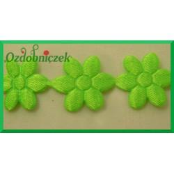 Aplikacje stokrotki jasno zielone