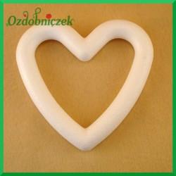 Serce styropianowe duże OBRYS