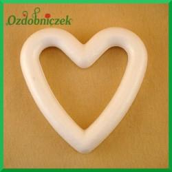 Serce styropianowe małe OBRYS