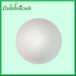 Bombka kula styropianowa 6cm IMPORT