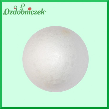 Kula styropianowa 6cm IMPORT