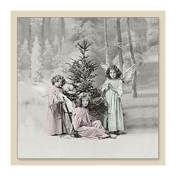 """Serwetka do Decoupage """"Christmas Angels"""" 1 szt."""